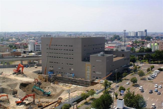 回復期に特化した帯広中央病院 運営体制など決まる 開業は10月1日付