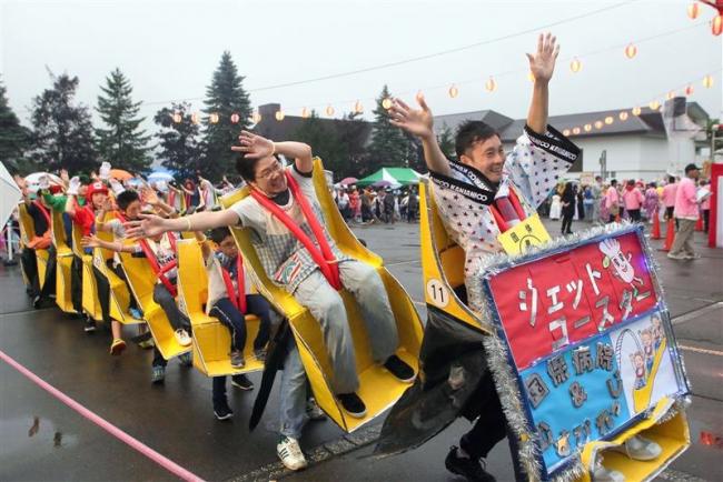足寄「ふるさと盆踊り」2年ぶり開催