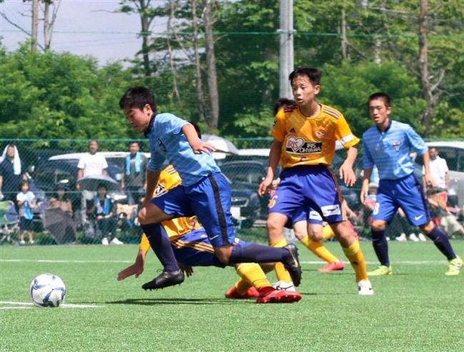 コンサ札幌など32チームが決勝Tへ 日本クラブユースサッカーU15