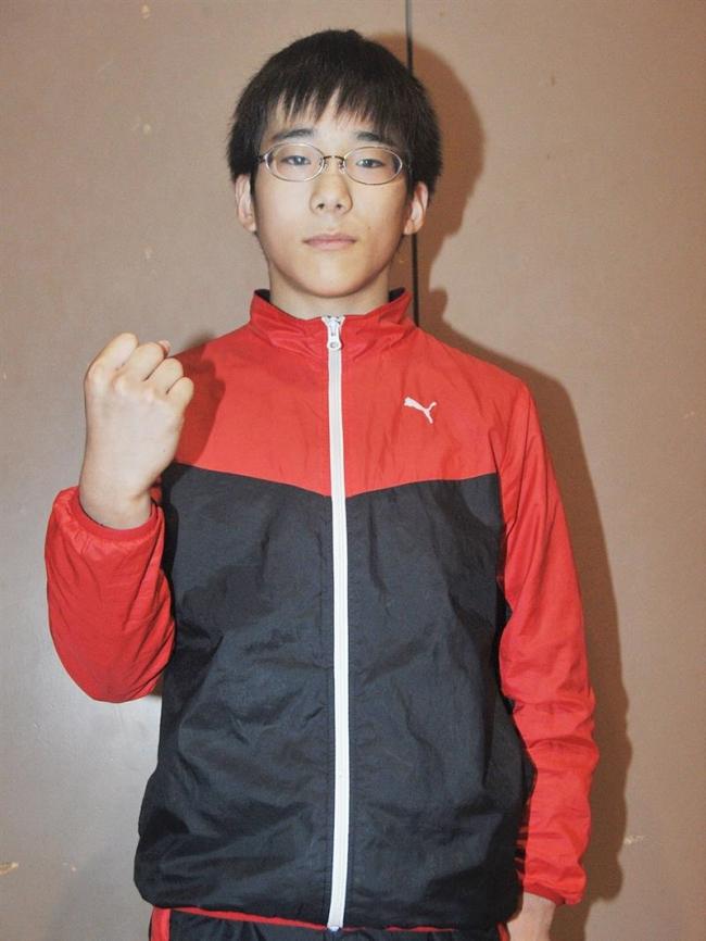 十勝ジュニアクラブの中林凌牙(緑南2年) 全国中体連体操に2年連続出場