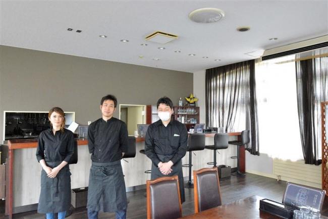 来月2日「レストランURATIE」オープン 浦幌