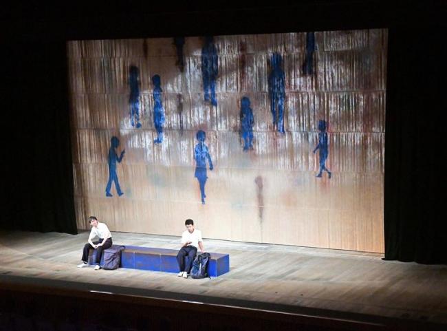 ルポとかち「帯広北高演劇部 発足から4カ月 国立劇場へ心一つに」