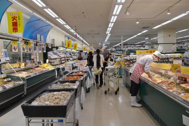 イオン帯広店が大規模改装 11月の完成予定