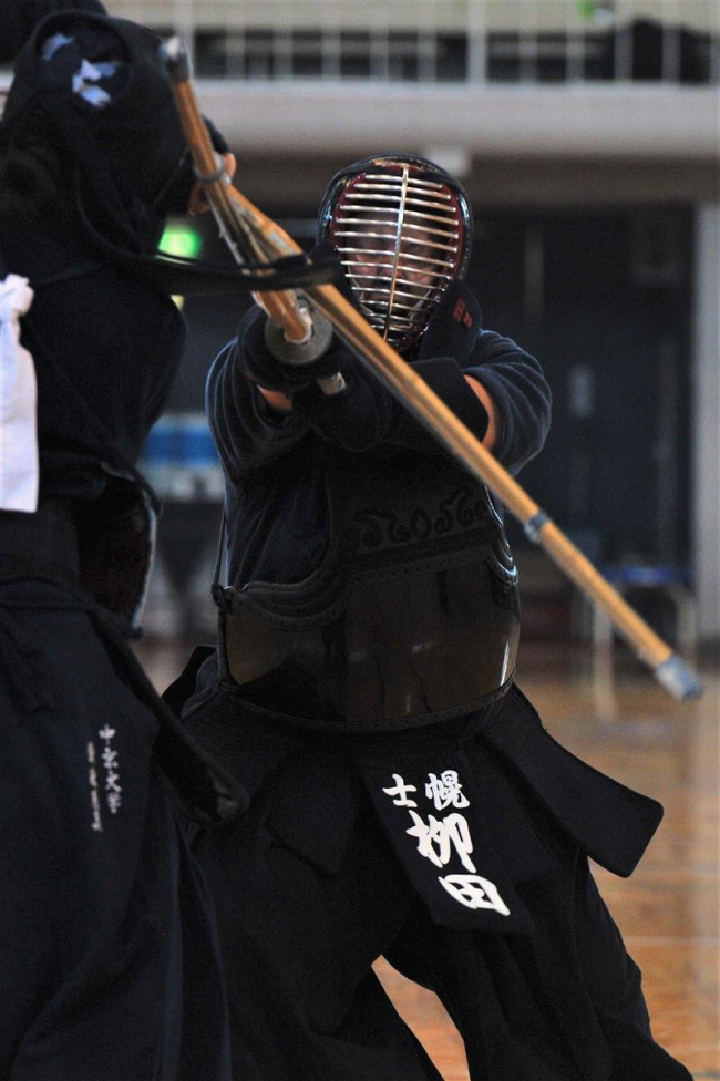 十勝は女子団体戦準優勝、柳田は個人戦も準V 道教職員剣道大会
