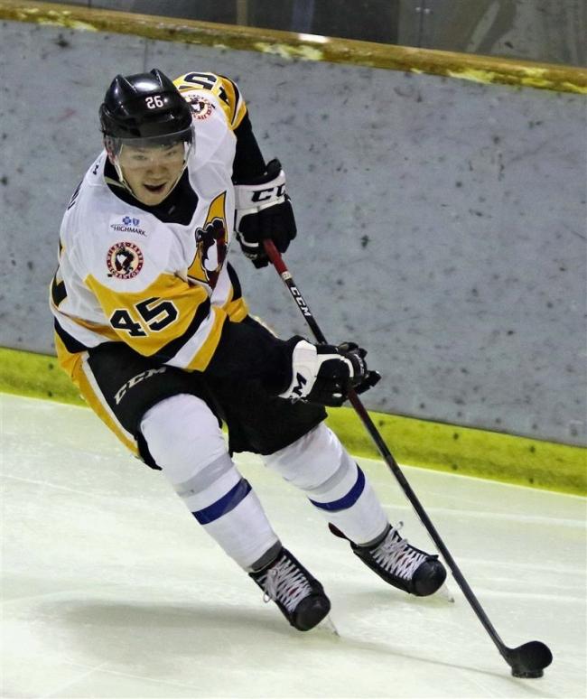 アイスホッケー平野裕志朗、北米でプロ2年目 NHLへのチャンスうかがう