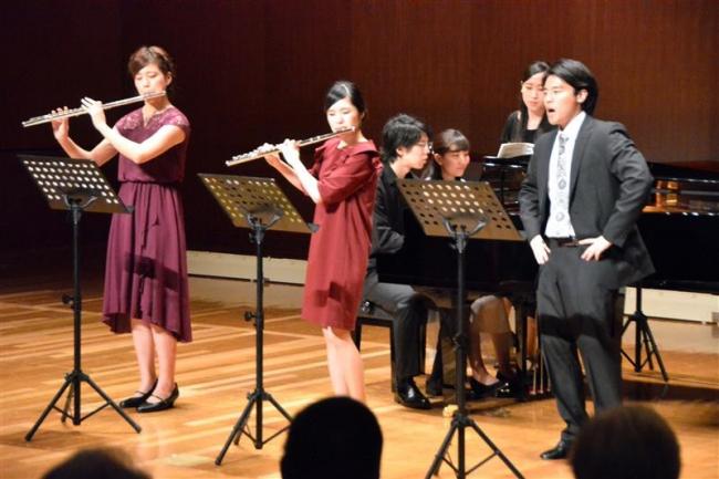昭和音大生によるフレッシュコンサート 中札内