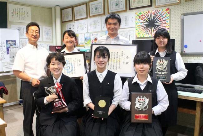 全国総文祭とNコン 帯広三条高放送局が上位入賞
