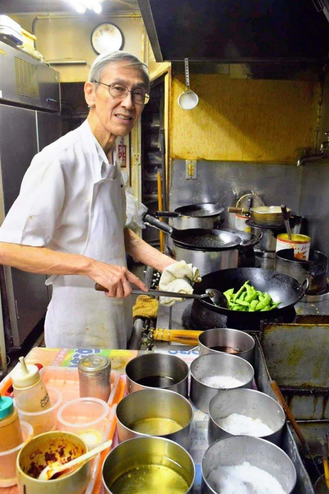 中華料理の美麗華、9月末で閉店 「今後は料理教室を開きたい」