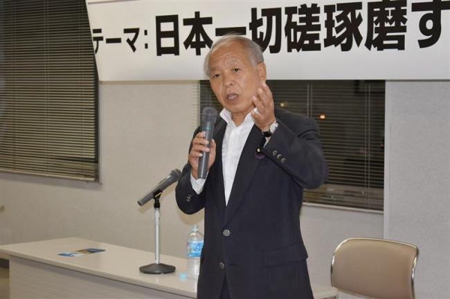 鈴木宗男氏が中川氏発言に言及 「独り歩きしている」
