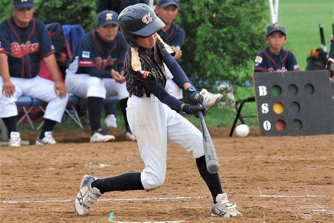 啓北・北栄ドジャース優勝、啓西・広陽準V 帯広平原ライオンズ杯市少年野球