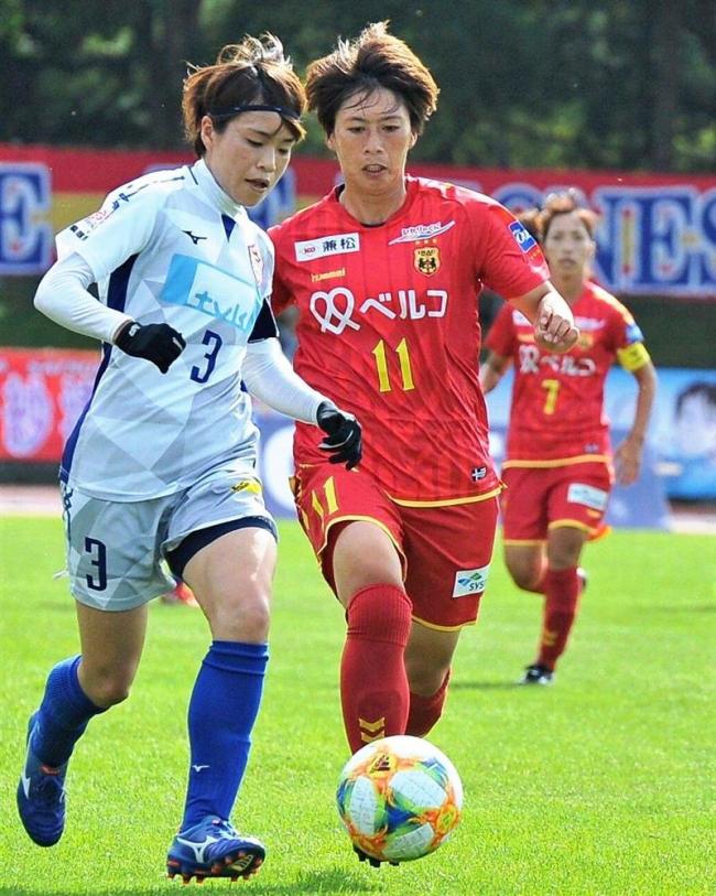 なでしこリーグ帯広開催、INAC神戸が0―1相模原に惜敗