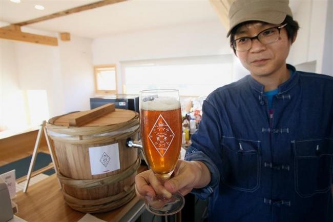 リポートT「クラフトビール浸透 池北3町のブランド化に期待」
