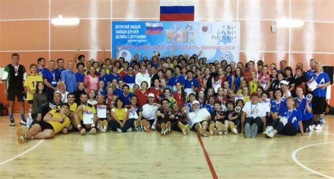 ミニバレー国際組織設立へロシアで初協議 大樹