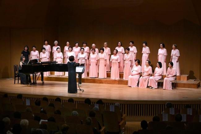 心温まるハーモニー コーロアミーチが創立30周年記念演奏会