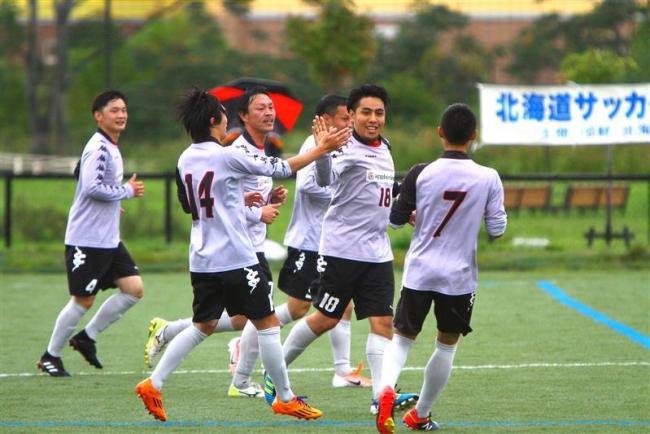 新得FCが5年ぶりの道リーグ復帰 札幌