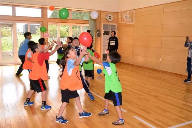運動が苦手な子ども対象に教室 音更