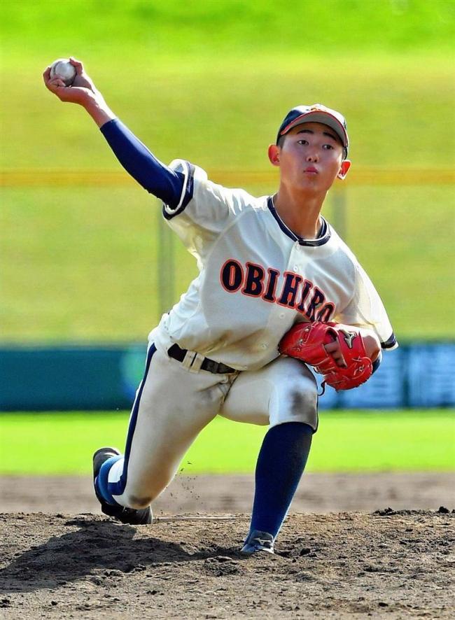 帯農継投の千葉俊ら粘り初戦突破、あす札幌山の手と 秋季道高校野球