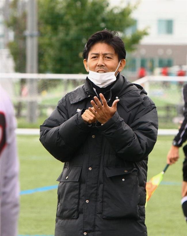 新得FC、闘病の柳沢監督指揮の下で5年ぶり道リーグ復帰果たす