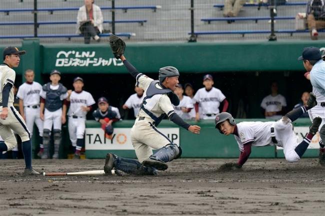 帯農10年ぶり8強進出、札幌山の手に7―3で勝利 秋季道高校野球大会