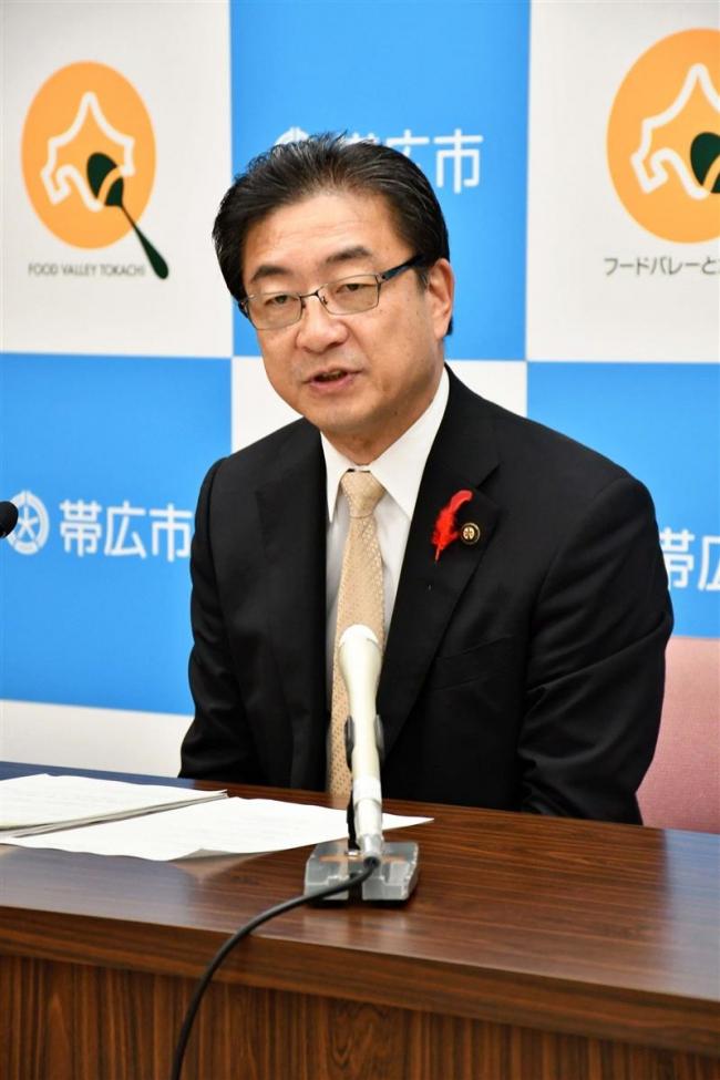 持続発展する地域経済に 米沢市長が20年度予算方針発表