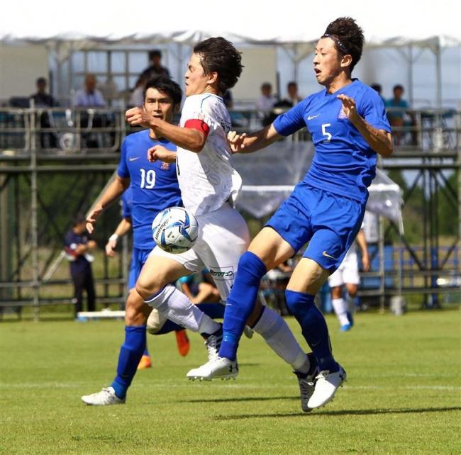 スカイアース0-1で横浜猛蹴に惜敗 全国社会人選手権1回戦