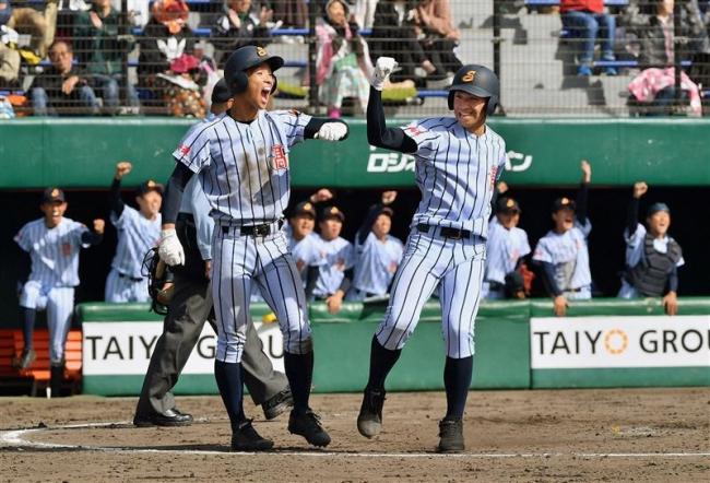 白樺学園激闘制し初V、十勝史上初のセンバツほぼ確実、秋季道高校野球