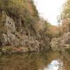 遠景近景(1)「切り立つ岩『絶佳』~上士幌・黒石平」