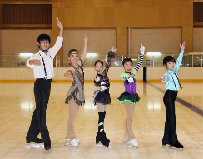 十勝3選手が全日本、2選手東日本へ 東北・北海道フィギュアスケート選手権