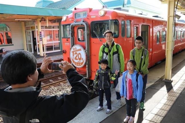 鉄道ファン「キハ40系」の旅満喫 新得