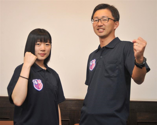 U―15女子サッカーチーム創設へROCCAFORTE TOKACHI