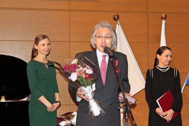 新得町出身の指揮者・及川光悦さんにポーランドから文化勲章