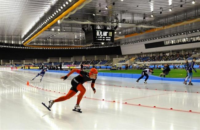 十勝勢が新リンク八戸で躍動 スピードスケート全日本距離別選手権開幕