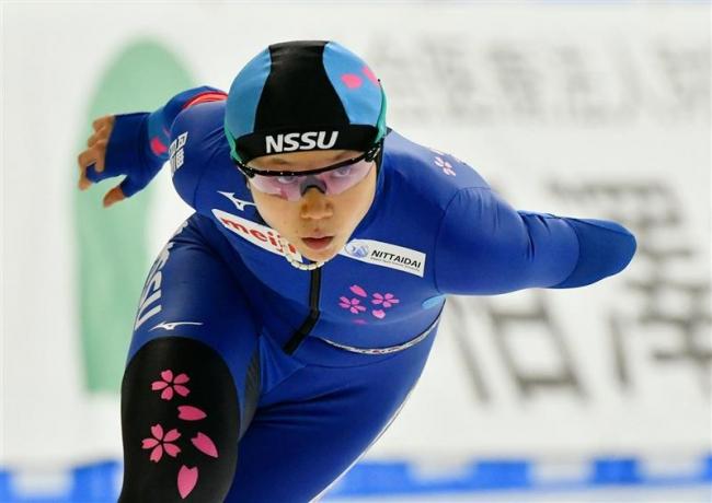 高木美帆1500Mも制し史上初3年連続3冠、全日本スケート距離別選手権