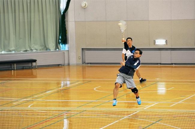 廣田・和田組初V 女子は菊野・太田組 全十勝室内ソフトテニス選手権