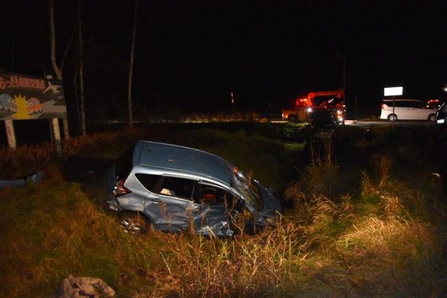 昨年より6人多い16人が交通事故で犠牲 件数と負傷者は減少
