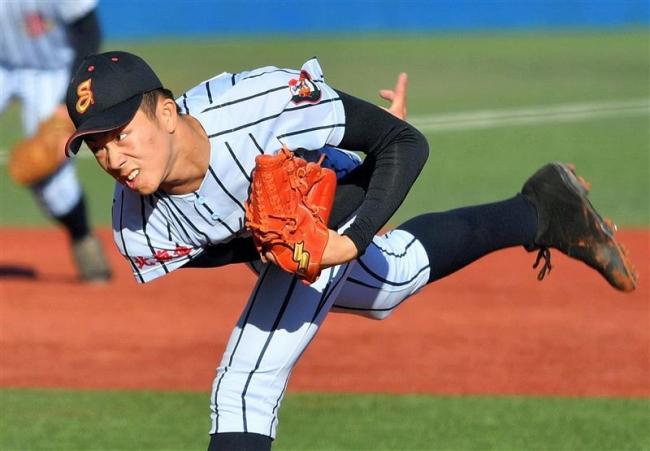 エース片山快投、宮浦ら猛打で国士舘打ち砕く 白樺学園神宮野球大会で初勝利