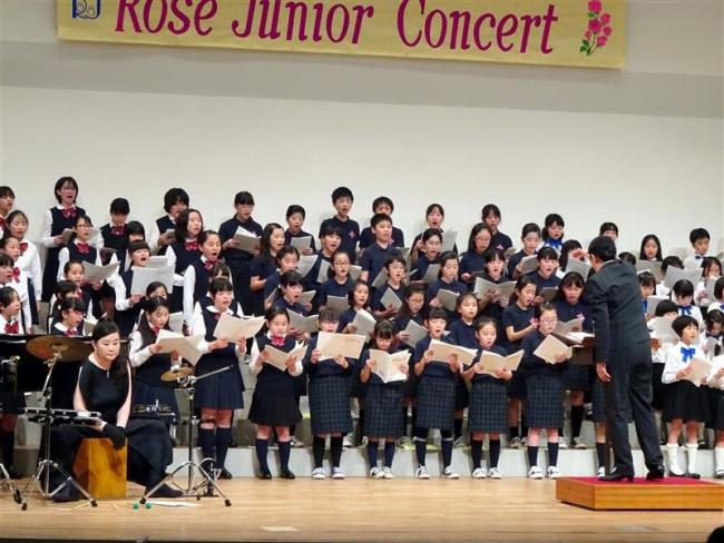 ローズジュニアコンサート 30回記念