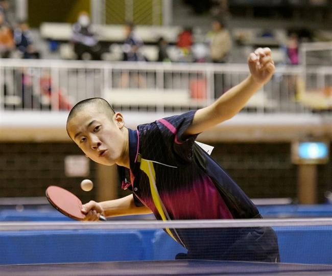 山崎ジュニア制す 女子は小林 ニッタク杯全十勝卓球選手権大会