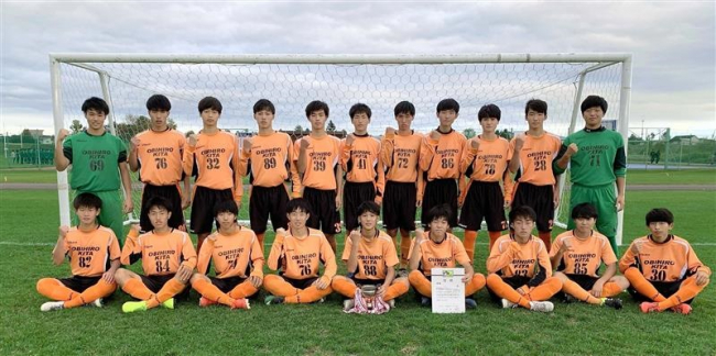 帯北高2年ぶりV帯柏葉高準優勝 東北海道ユース新人U17サッカー十勝予選