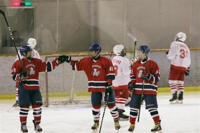 白樺学園3位、清水4位、優勝は駒苫 アイスホッケー道高校選抜大会最終日
