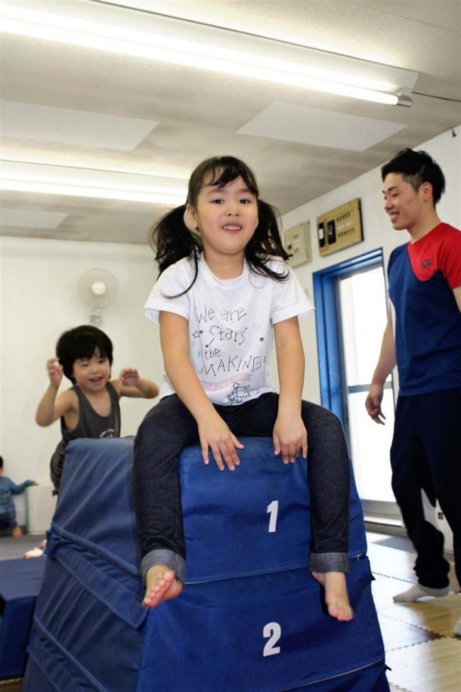 児童発達支援 飛んで跳ねる療育を取り入れた事業所が続々