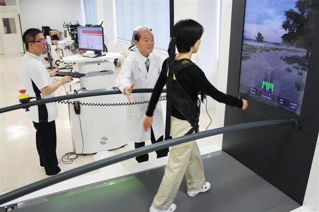 """社会医療法人北斗でスマートリハプロジェクト始動 データを""""見える化"""""""