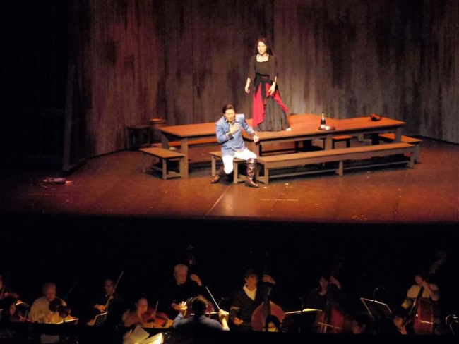 本番まで1週間切る 帯広市民オペラ「カルメン」が最終リハーサル
