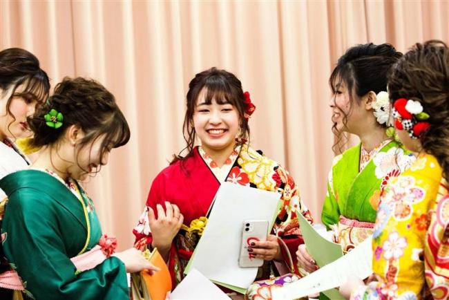 新成人の門出を祝う 広尾、陸別、新得の3町で成人式