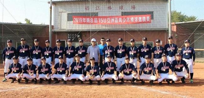 十勝8選手が道選抜準優勝に貢献 中学軟式野球アジア選手権大会
