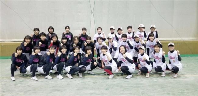 十勝選抜AとS初優勝へ闘志 あすから全道ジュニア女子ソフトボール