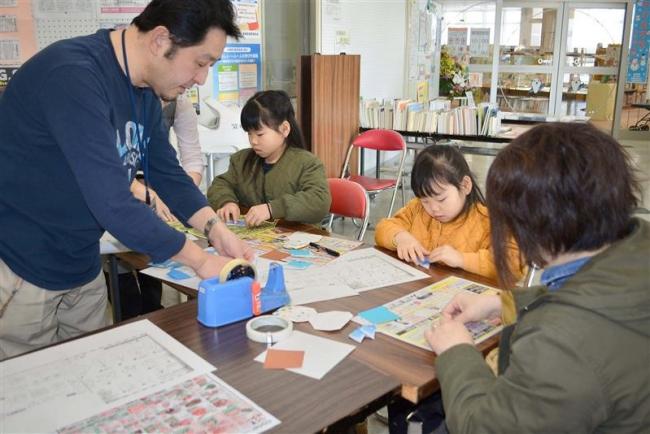 浦幌で「おりがみ教室」