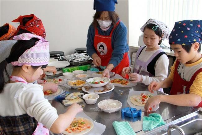 JA大樹町女性部が食育料理教室