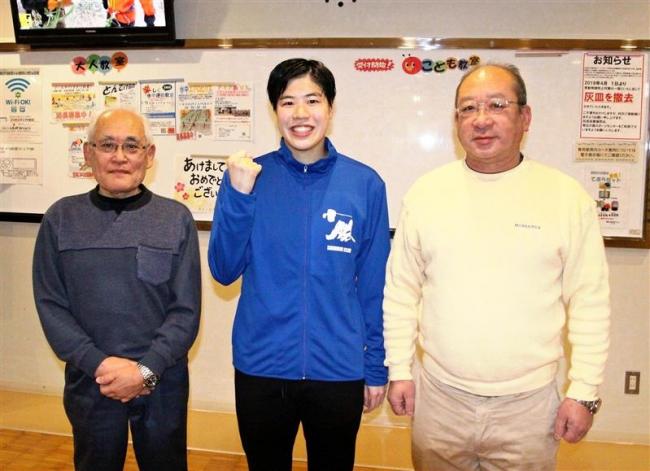 蝦名愛梨、水泳OWS日本代表入り豪州選手権に出場「パリ五輪出たい」