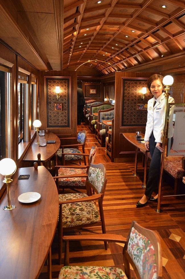 池田ワインで歓迎 十勝の畑で朝食も 8月運行の道内観光列車